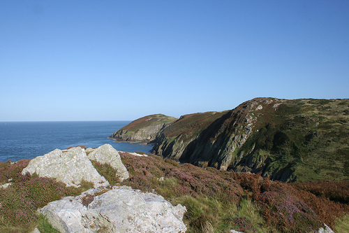 Anglesey headland