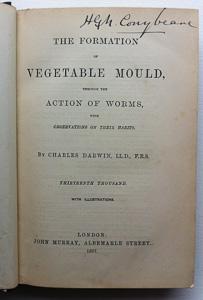 Darwin on Earthworms