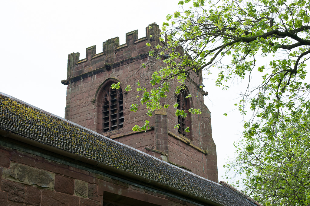 Shotwick Church