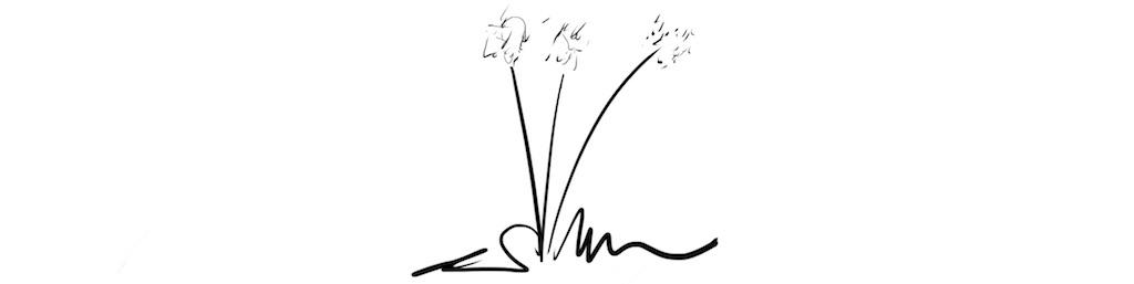 Moor grass doodle