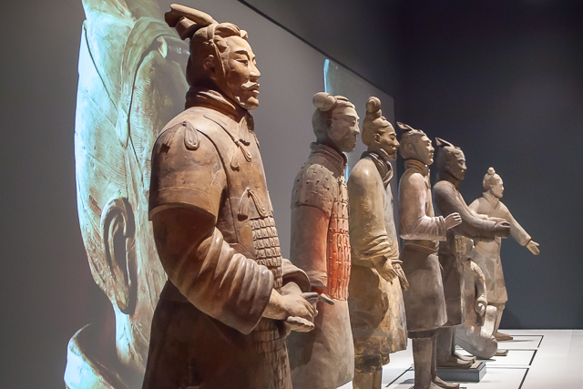 Terracotta Warriors, Liverpool