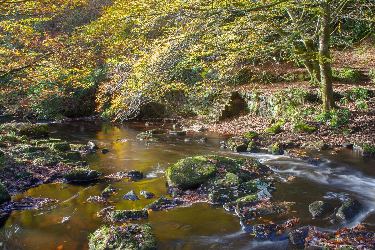Hardcastle Crags, autumn