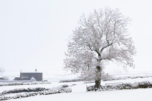 Snow, Hebden Bridge