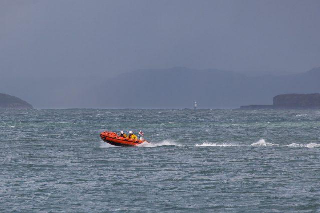 Moelfre inshore lifeboat