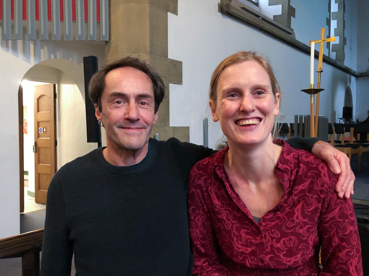Neil Ansell & Amy Liptrot