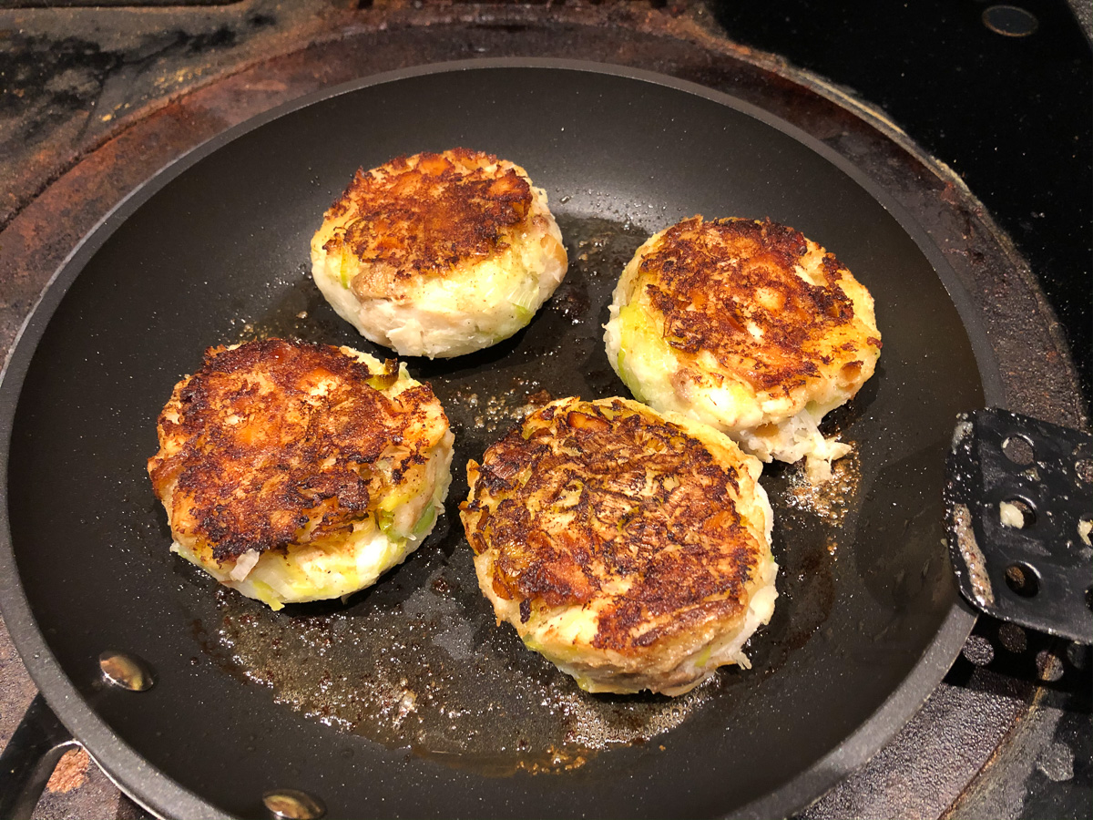 Fishcakes!