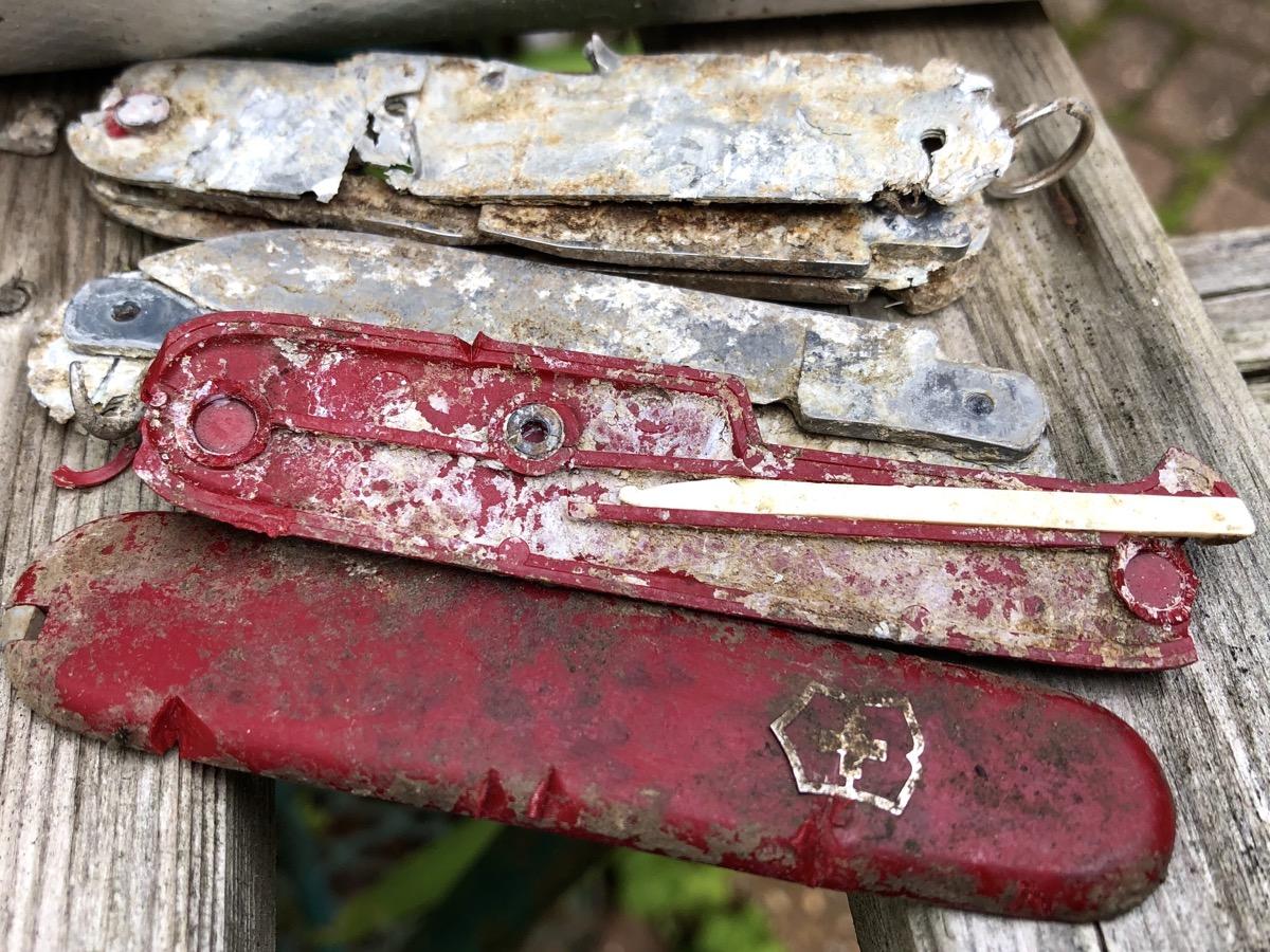 Dad's Swiss Army knife
