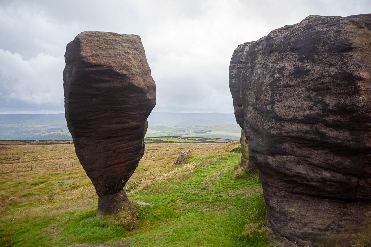 Bridestones Moor