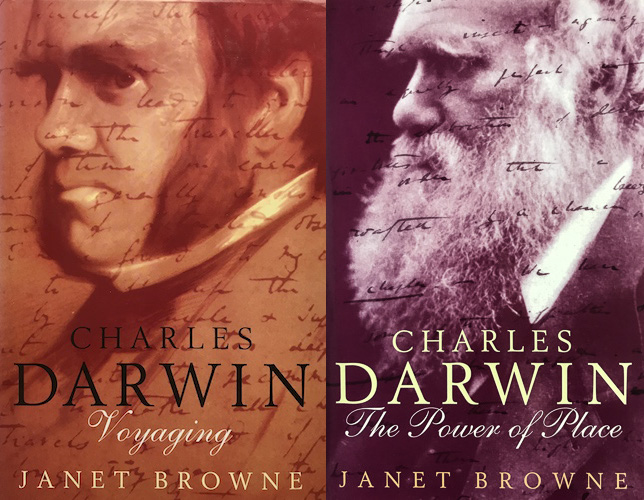Charles Darwin: Voyaging / The Power of Place