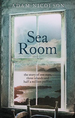 'Sea Room' by Adam Nicolson