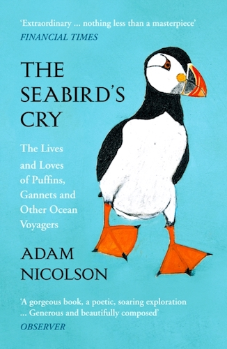 'The Seabird's Cry' by Adam Nicolson