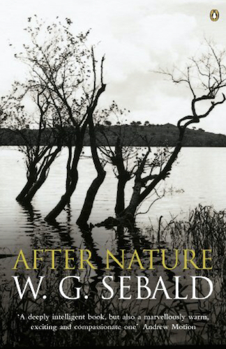 'After Nature' by W.G. Sebald