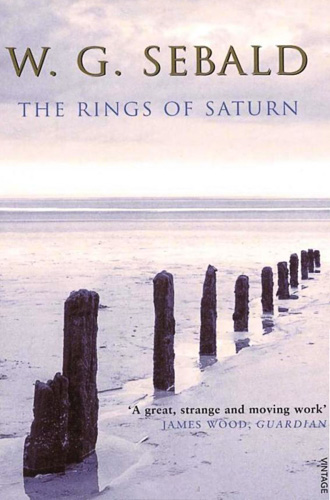 'The Rings of Saturn' by W.G. Sebald