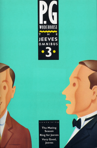'The Jeeves Omnibus, vol. 3' by P.G. Wodehouse
